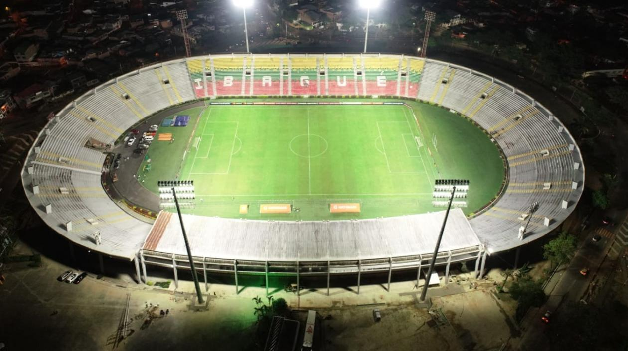 Estadio Manuel Murillo Toro.