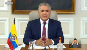 Presidente Iván Duque