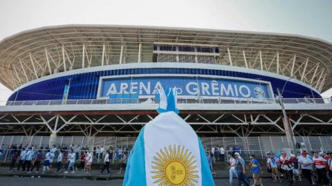 Estadio Arena do Gremio.