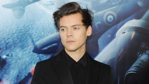 Harry Styles, cantante británico.