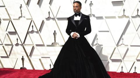 El actor estadounidense Billy Porter.