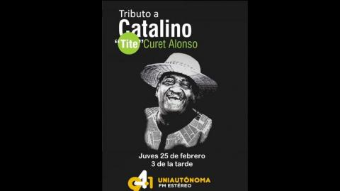 Catalino 'Tite' Curet Alonso.