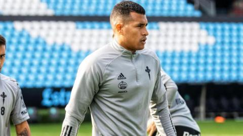 Jeison Murillo, defensa colombiano.